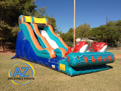 Big Kahuna Water Slide 19ft Tall