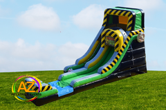 Caustic Drop Water Slide 15ft Tall