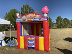 Treat Shack Inflatable Booth