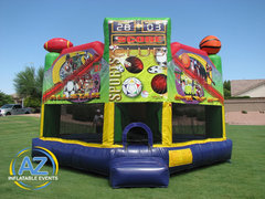 Sports Club Bounce House