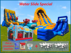 Water Slide Package