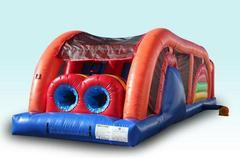 "<span style=""color:#0000ff;""><strong>40FT Obstacle Course</strong></span><br /> <br />"