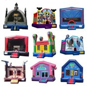 "<span style=""color:#0000ff;""><strong>Bounce House Party Package Save $10<br /> 		Bouncer+Tables+Chairs+Concession </strong></span></p> 	<p align=""left"" style=""margin: 10px""> <br />"