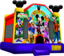 "<font color=""blue"">Mickey Mouse Club House</font>"