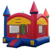 "<font color=""blue"">Castle Bounce House</font>"