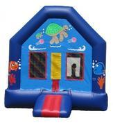 "<font color=""blue"">Sea World Bounce House</font>"