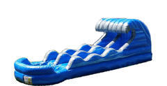 "<span style=""color:#0000ff;""><strong>2 Lane Tsunami Slip n Slide</strong></span><br /> <br />"