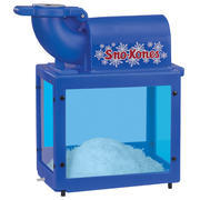 "<span style=""color:#0000ff;""><strong>Large Snow Cone Machine With Window</strong></span><br /> <br />"