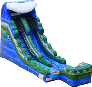 17' Wave Waterslide
