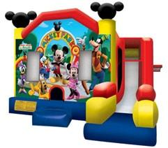 disney combo bouncer rental