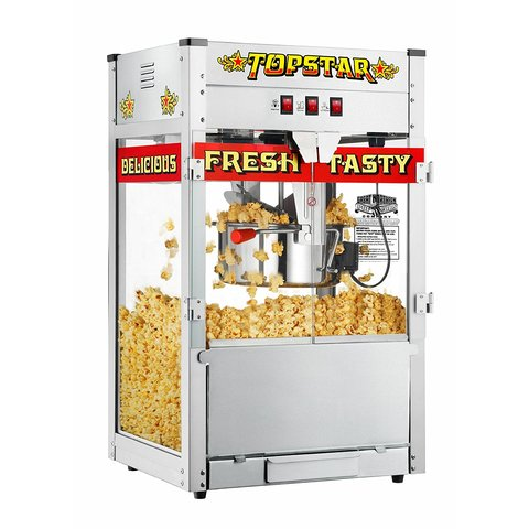 12 Oz Popcorn Machine