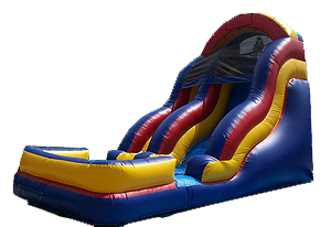 Waterslide 18' Bumpy Slide
