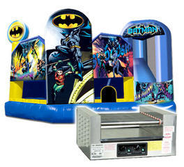 Batman 5 in 1 Fun Pack 4 Hot Dog