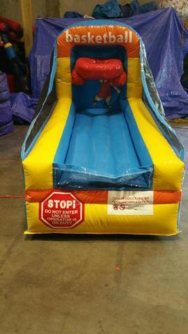 Inflatable Carnival Basketball Game