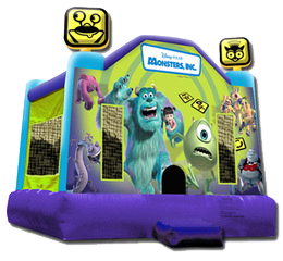 Monsters Inc. Jump