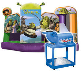 Shrek 5 in 1 Fun Pack 1 Snow Cone