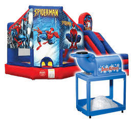 Spiderman 3 in 1 Fun Pack 1 Snow Cone