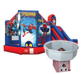 Spiderman 3 in 1 Fun Pack 2 Cotton Candy