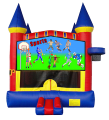 Sports Castle Mod w/Hoop
