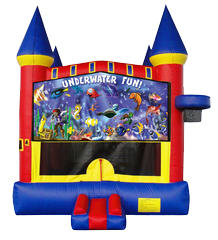 Underwater Fun Castle Mod w/ Hoop
