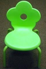 Kids Chairs - Green