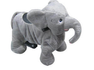 Jungle Elephant Motorized