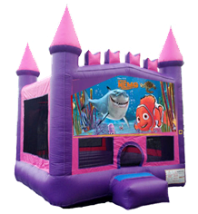Finding Nemo  Pink Castle Mod