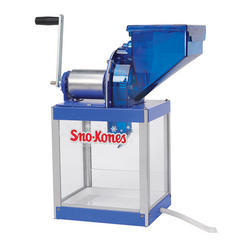 Hand Cranked Snow Cone Machine