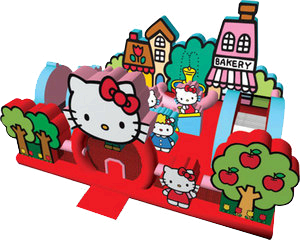 Hello Kitty Toddler House