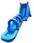 22 foot  Dolphin Slide and Body Slide Combo (2 Parts)