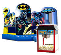 Batman 5 in 1 Fun Pack 3 Popcorn