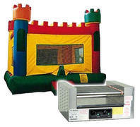 Castle Fun Pack 4 Hot Dog