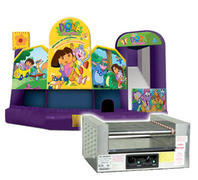 Dora 5 in 1 Fun Pack 4 Hot Dog