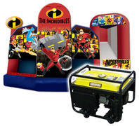 Incredibles 5 in 1 Fun Pack 5 Generator