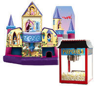 Disney Princess  5 in 1 Fun Pack 3 Popcorn