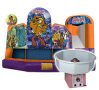 Scooby Doo 5 in 1 Fun Pack 2 Cotton Candy