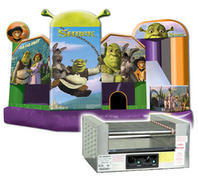 Shrek 5 in 1 Fun Pack 4 Hot Dog