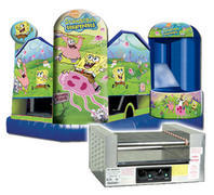 Sponge Bob 5 in 1 Fun Pack 4 Hot Dog