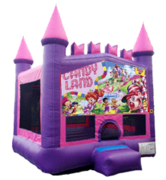 Candy Land Pink Castle Mod