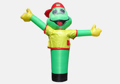 Frog Air Dancer  7 foot tall