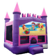 Fun at the Beach 1 Pink Castle Mod