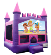 Fun at the Beach 2 Pink Castle Mod