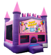 Happy Birthday(pink pan) Pink Castle Mod