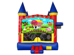 Happy Farm Castle Mod w/ Hoop