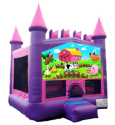 Happy Farm Pink Castle Mod