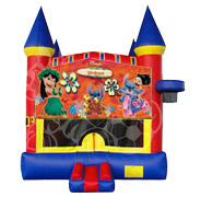 Lilo and Stitch Castle Mod w/ Hoop