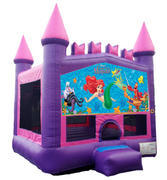 Little Mermaid Pink Castle Mod