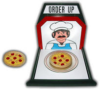 Order Up Pizza Toss Game
