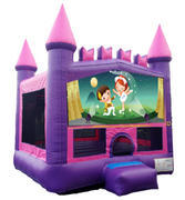 Outdoor Dance Pink Castle Mod