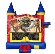 Pirates Castle Mod w/ Hoop